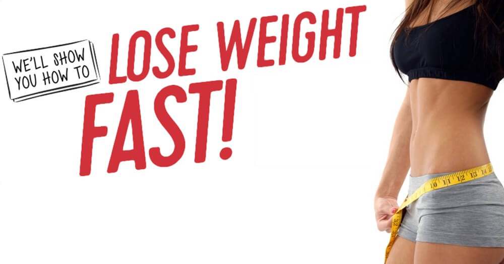 Follow the steps to lose weight fast or lose at least 20 pounds in 3to4 weeks before your wedding reunion or trip to beach